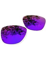 SURe Lentes Para Oakley Frogskins ( Cristales Polarizados de Color Morado )