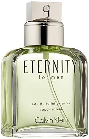 ETERNITY FOR MEN Eau de Toilette spray 100