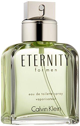 Calvin Klein Eternity Homme, Men, Eau De Toilette, Vaporisateur, Spray, 1er Pack (1 x 100 ml)