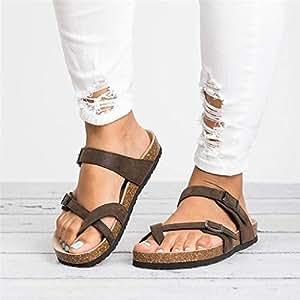 abc556029f43 Voiks Women s Gladiator Sandals