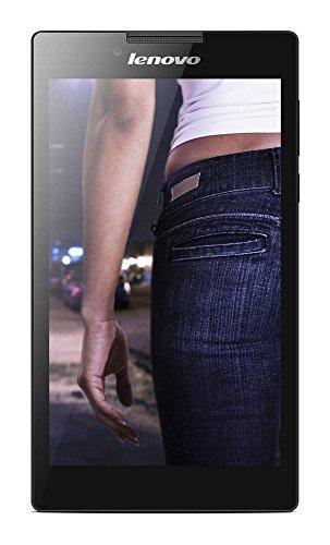 Lenovo Tab 2 A7-30 Tablet (7 Inch, 16gb, Wi-fi+3g+voice Calling), Ebony Black