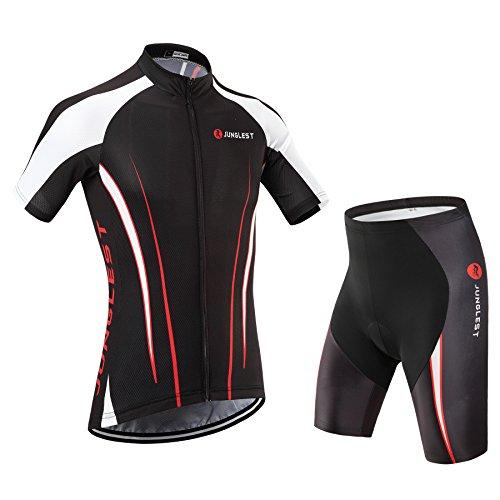Maillot de Cyclisme Femme Manches Courtes jersey(S~5XL,option:Cuissard,3D Coussin) N26