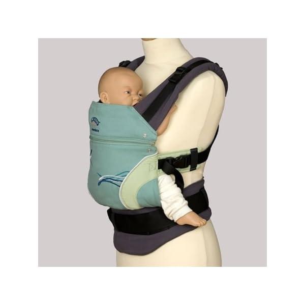 Manduca Summer Wave 222-10-005 Baby Carrier Special Model Manduca  6