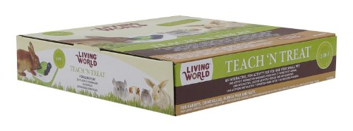 Living World 3-in-1 Teach-n-Treat Interactive Toy 7