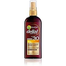 Garnier Aceite Protector Dorado Sublime Delial, FPS30-150 ml