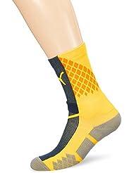 Puma Calcetines It Evotrg para Hombres, Hombre, Color Ultra Yellow-Peacoat, tamaño