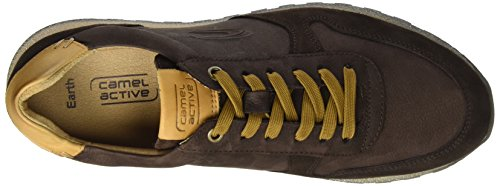 Camel Active Earth 12, Sneakers Basses Homme Marron (Mocca)