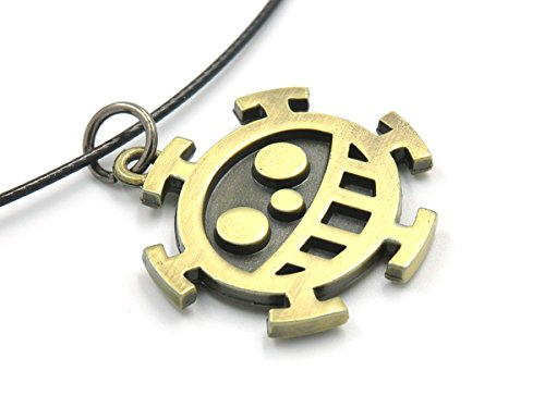 Collar de One Piece de Trafalgar Law