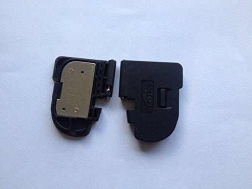 Hirondelle Bleue Trappe couvercle cache cover Batterie pour Canon 5D Mark II MarkII 5DII 5D2