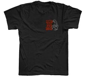 Scorpions - Black Logo T-Shirt (XXL)