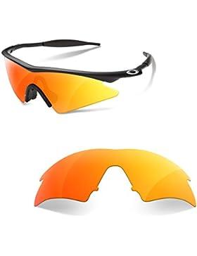 Sunglasses Restorer Lentes Polarizadas Fire Iridium para Oakley M Frame Sweep
