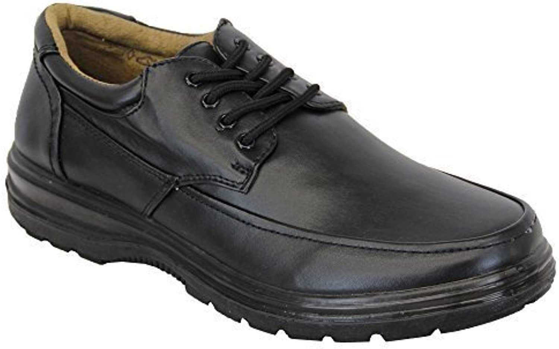 Herren Lederoptik Schuhe Von Charles Southwell