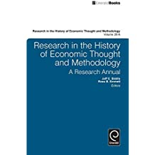 Research in the History of Economic Thought and Methodology; Volume 28-A