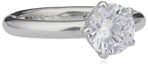 Joop! Damen-Ring 925 Silber Zirkonia weiß Gr. 57 (18.1) - JPRG90735A570