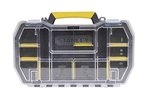 STANLEY STST1-79203 - ORGANIZADOR 24/61CM CON CIERRES METALICOS COMPATIBLE CON LA CAJA 1-97-514/506