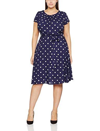 dorothy-perkins-curve-billie-and-blossom-spot-dress-vestido-para-mujer-azul-marino-48
