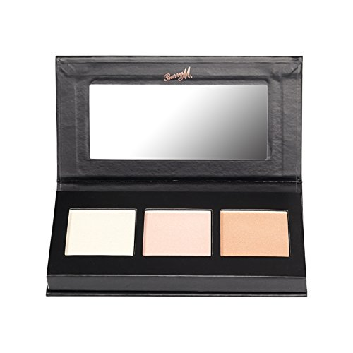 Barry M Cosmetics Illuminating Highlighter palette
