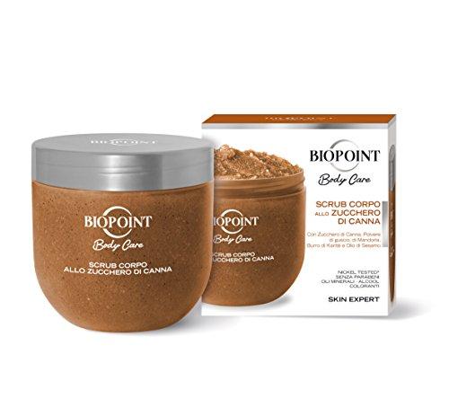 Biopoint Scrub allo Zucchero di Canna - 500 ml
