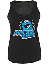 Come to the DARK SIDE - Deluxe - Damen Tank Top Shirt Gr. S bis XL Versch. Farben