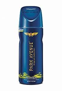 Park Avenue Tranquil Fragrance Body Spray Stay Calm - For Men 150ml