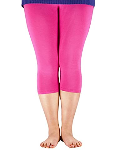 Azue - Legging - Femme - rouge - XXX-Large