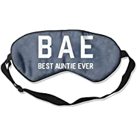 Best Aunt Ever 99% Eyeshade Blinders Sleeping Eye Patch Eye Mask Blindfold For Travel Insomnia Meditation preisvergleich bei billige-tabletten.eu