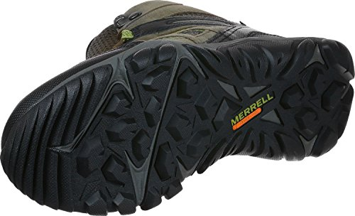 Merrell Outmost Mid Vent Gtx, Sneaker Uomo Marrone