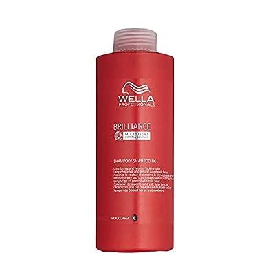 Wella Brilliance Shampoo Coloured