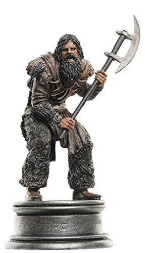 Lord of the Rings Chess Collection Nº 89 Wildman 1