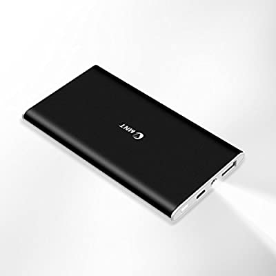 EMNT Ultra Slim Power Bank 4000mah Portable Powerbank External Mobile Charger Backup with iPhone 6S Samsung S6