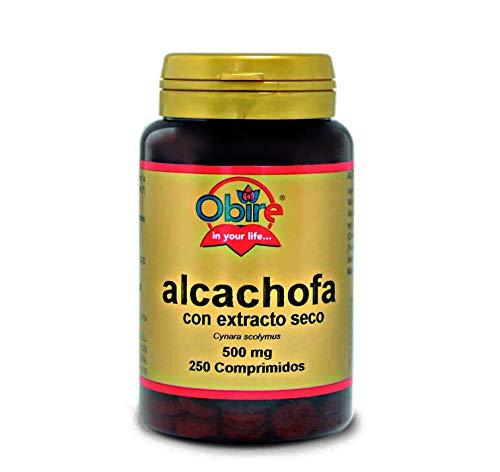 Alcachofa 500 mg Ext. Seco 250 comprimidos