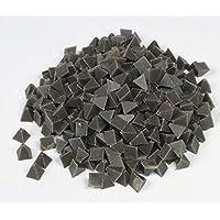 Raytech 41–141Medium Schnitt Pyramiden Kunststoff Medien, 55lbs/CU FT Dichte, 1/10,2cm Größe, braun, 5,0lbs Gewicht