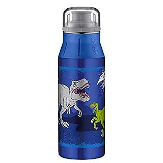 Alfi ElementBottle Drinks Bottle, Dinosaurs, 0,6 l
