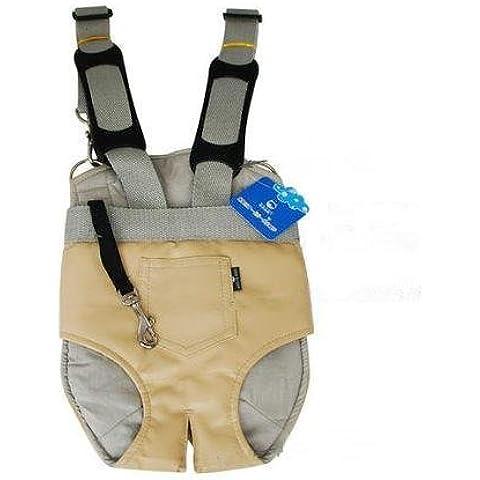 DJ Pet Carrier Bag, Pet Sling Borsa a tracolla, sacchetto di mano, borsa da viaggio elemento portante, il sacchetto dell'animale domestico, zaino di animale domestico, lo zaino, sacchetto portatile , m , 2