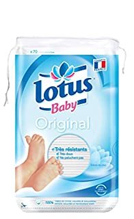 Lotus Baby Original - Coton bébé - lot de 10 paquets de 70 cotons (B00PAGL1IY) | Amazon price tracker / tracking, Amazon price history charts, Amazon price watches, Amazon price drop alerts