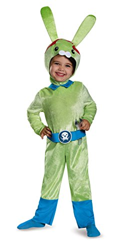 Classic Octonauts Silvergate Media Costume, Small/2T by Disguise ()