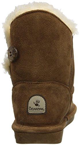 Bearpaw Rosie, Bottes De Neige Pour Femmes Braun (hickory Ii 220)