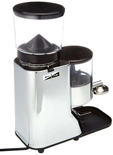 ECM Mühle 89014 Casa-Speciale mit Pressino Chrom Kaffeemühle