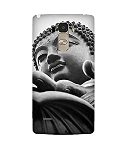Serene Buddha LG G4 Stylus Case