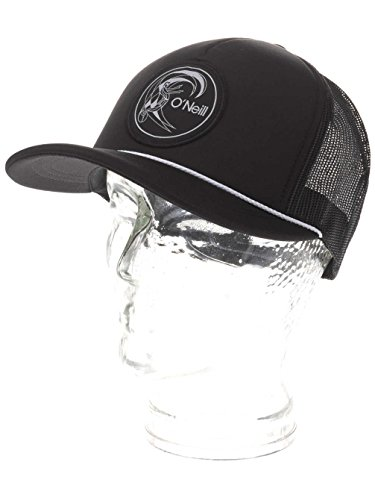 O 'Neill Herren Cap Ac Sturdy Trucker schwarz 9010 Black Out FR : Taille unique (Taille Fabricant : 0)