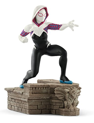 Captain Teenager Kostüm America - Schleich 21512 - Spider-Gwen