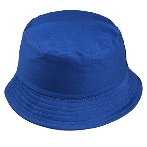 Innerternet Unisex Faltbarer Sommerhut Sonnenhut UV 50 Schutz mit Kinnriemen (Bandana-outfit Jungen Für)