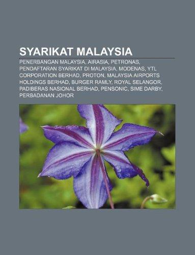 syarikat-malaysia-penerbangan-malaysia-airasia-petronas-pendaftaran-syarikat-di-malaysia-modenas-ytl