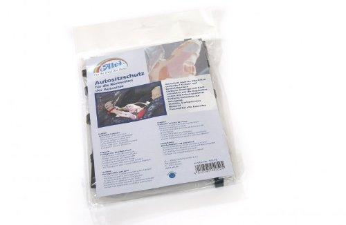 Preisvergleich Produktbild ALVI Autositzschutz Klarsichtfolie