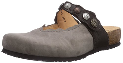 Think JULIA Clog, Damen Clogs, Beige (KRED/KOMBI 23), 42 EU