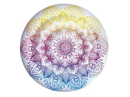 DIGO PRODUCT- 8422259636809 Hinchable Colchoneta Mandala Dia 147 Cm, (63680)
