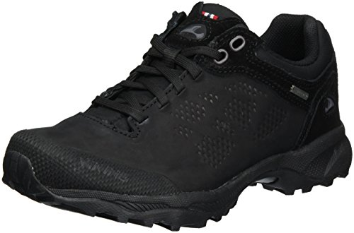 Viking Unisex-Erwachsene Quarter Iii Leather Gtx Outdoor Fitnessschuhe Schwarz (Black/Pewter)