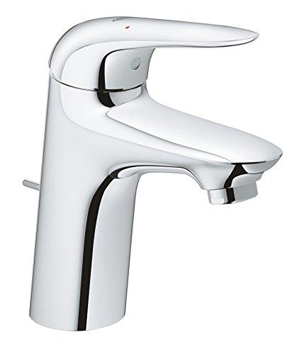 GROHE Eurostyle | Badarmatur - Waschtischarmatur | geschlossener Metallhebel-Griff, S-Size | 23707003