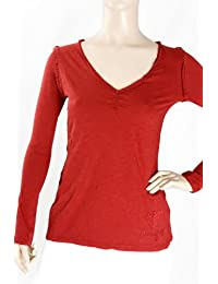 Desigual - Camiseta de manga larga - para mujer