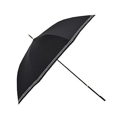 INLOVE Longue Poignée Courbée Poignée à Parapluie Automatique Fold Ultra
